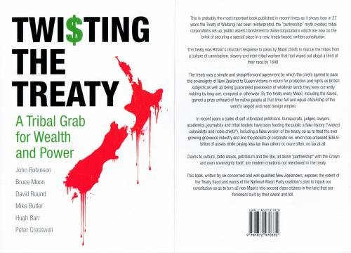 Twisting the Treaty - FINAL COVER