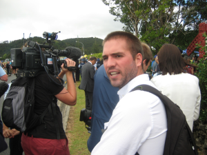 Waitangi 2013 - Simon Day, Fairfax